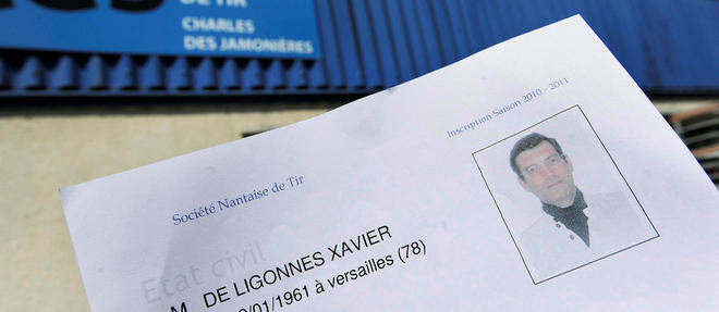 L'homme de 57 ans, en provenance de l'aéroport parisien de Roissy-Charles-de-Gaulle, voyageait sous une fausse identité.