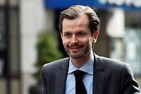 <p>Guillaume Larrivé, le 11 juillet 2017.</p>