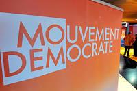 «François pense que c'est mal barré, qu'il faut trouver une porte de sortie», explique un cadre du MoDem.