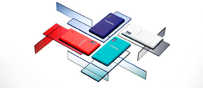 Fairphone, le smartphone << ecolo >>.