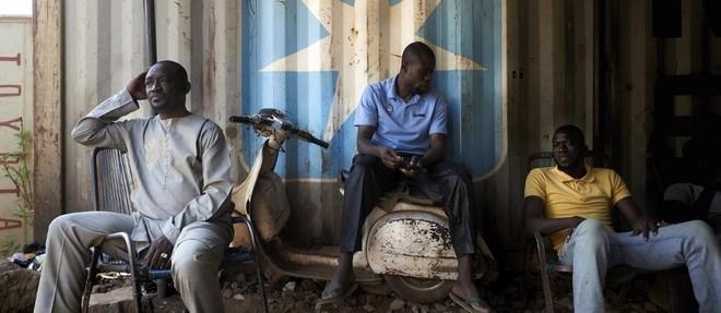 Passion Vespa à Bamako