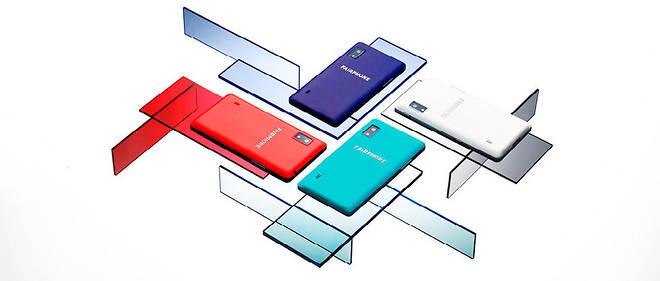 Fairphone, le smartphone «écolo».