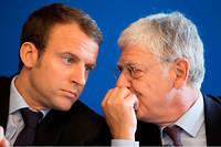 Pierre-René Lemas, ancien secrétaire général de l'Élysée, brosse un portrait peu flatteur de son ancien collaborateur Emmanuel Macron.
