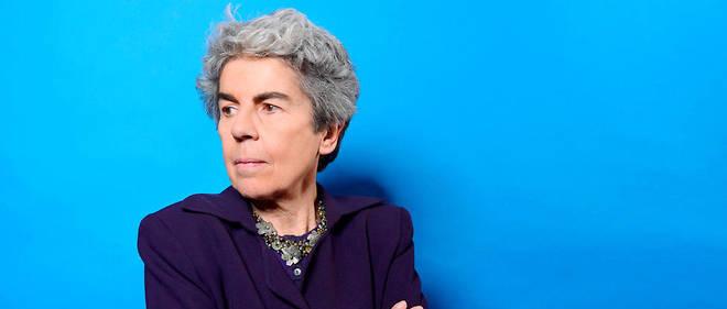 Chantal Delsol, philosophe historienne des idées politiques et romancière francaise.