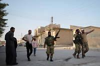 L'armée turque, avec ses supplétifs syriens, s'est emparée de la ville deTal Abyad.