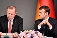 « La France réitère sa ferme condamnation de l'offensive unilatérale engagée par la Turquie dans le nord-est de la Syrie », explique un communiqué des ministères des Armées et des Affaires étrangères.