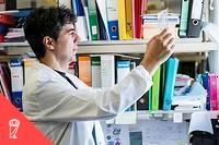<p>Valter Longo, gérontologue italo-americain et professeur de biologie, spécialiste en biologie cellulaire et en génétique.</p>