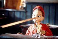 Le plus célèbre des menteurs : Pinocchio