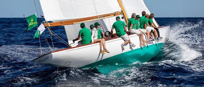 En mer avec… Michel Desjoyeaux.