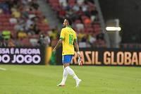<p>Neymar est sorti du terrain après 12 minutes de jeu. (Illustration)</p>