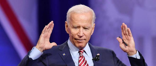 Joe Biden fait partie des favoris chez les candidats démocrates.