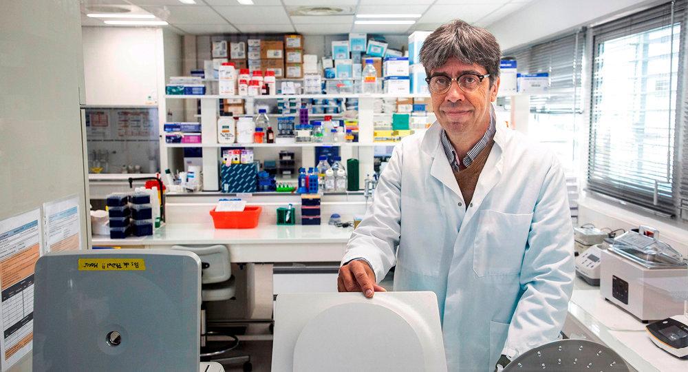 Spécialiste. Le PrChristian Jorgensen, directeur de l'Institut de médecine régénératrice et de biothérapie de Montpellier.