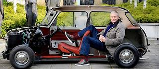 James Dyson voit son rêve automobile s'envoler
