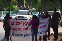 Plusieurs organisations de la société civile se sont rassemblées à la Bourse du travail de Ouagadougou pour dénoncer la présence de forces étrangères en Afrique...