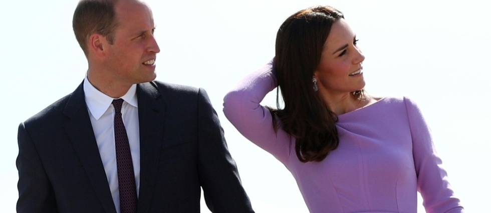 Le prince William et Kate lundi soir au Pakistan
