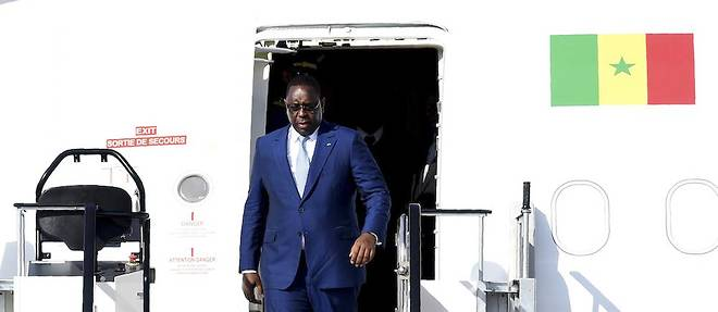 Le président de la République du Sénégal, Macky Sall.