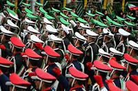 Les Gardiens de la révolution jouent un rôle central dans le régime iranien. (Illustration.)
