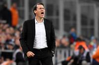 Rudi Garcia a déjà entraîné Marseille, Dijon, Lille et l'AS Rome.
