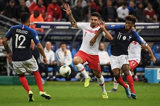 Les hommes de Didier Deschamps n'ont pas assuré leur qualification pour l'Euro 2020.