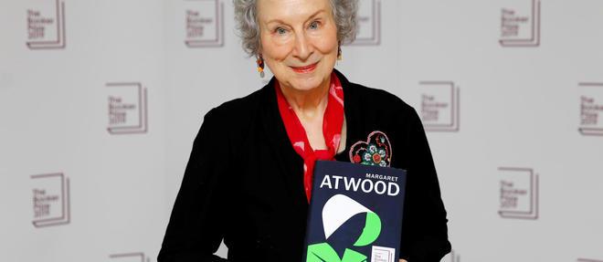 Margaret Atwood a recu le Booker Prize 2019 pour << Les Testaments >>.