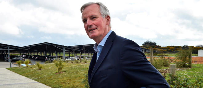 Michel Barnier mène les négociations du Brexit pour le compte de l'UE.