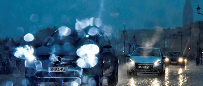 L'épisode orageux touchera encore une partie de la France, mardi 15 octobre. (Illustration)