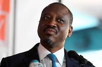 L'ex-président de l'Assemblée nationale se lance officiellement dans la course à la présidence de son pays.