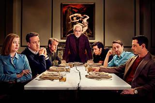 La série  Succession  est diffusée sur la chaîne américaine HBO.