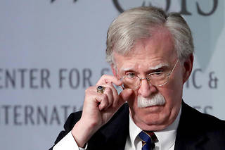 John Bolton a été démis de ses fonctions le mois dernier. (Illustration)