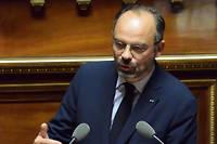 Édouard Philippe veut « mener sans faiblesse la lutte contre la radicalisation ».