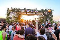 Moga Festival des musiques et cultures electroniques etait de retour a Essaouira le week-end dernier pour celebrer la fusion des musiques gnaoua et electro.