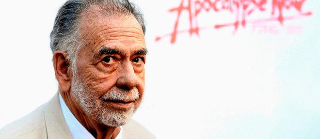 Amaigri par un regime strict, le roi Coppola s'apprete a revenir dans la grande arene du cinema.  (C)Frazer Harrison
