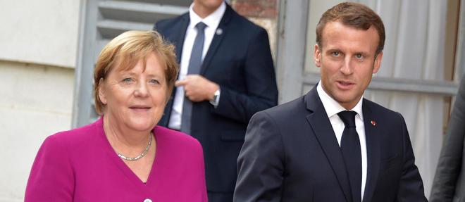 """""""Je pense de plus en plus que nous obtiendrons cet accord"""", a confirme la chanceliere."""