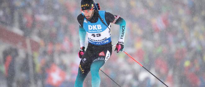 Martin Fourcade est le biathlète français le plus titré.