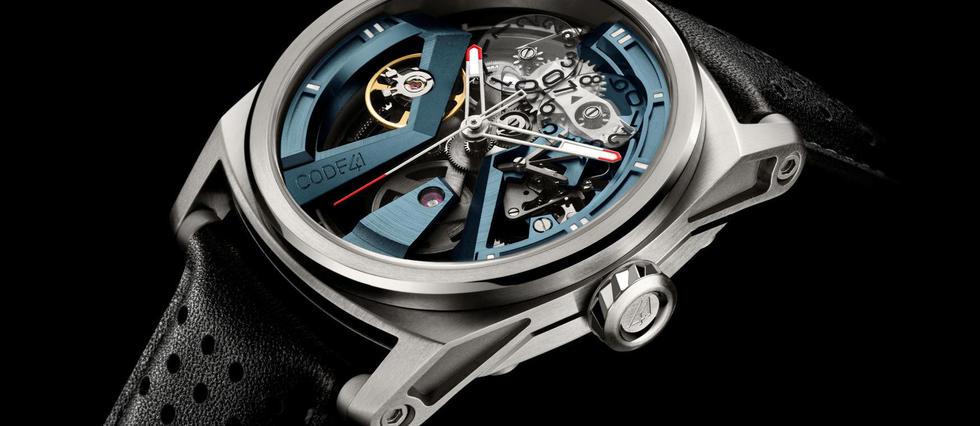 <p>La start-up horlogère suisse fait le buzz! Après les préventes des 500 premiers modèles X41 en mars dernier, la marque annonce une deuxième série.</p> <p></p> <p></p>