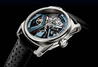 <p>La start-up horlogere suisse fait le buzz ! Apres les preventes des 500 premiers modeles X41 en mars dernier, la marque annonce une deuxieme serie.</p> <p> </p> <p> </p> (C)Marion Savoy