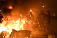 Des dizaines de milliers de manifestants sont mobilisés depuis lundi, notamment à Barcelone.
