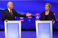 Joe Biden est le favori a l'investiture democrate pour la presidentielle de 2020.