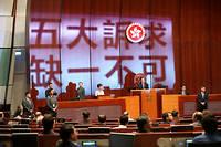Le discours, très attendu, devait renouer la confiance entre la population et l'exécutif.