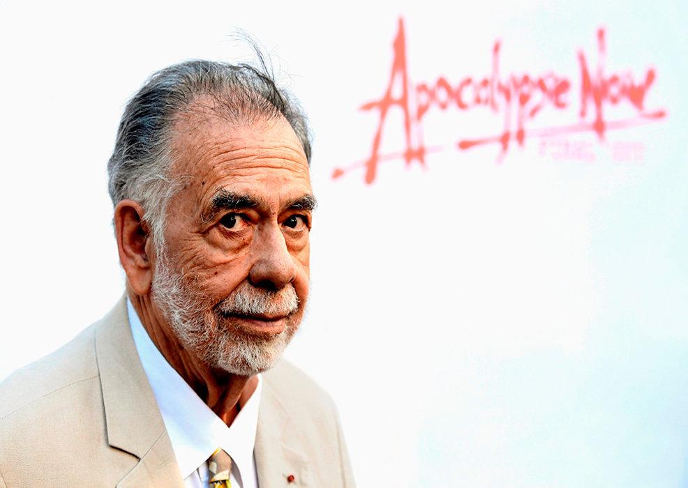Légende. Amaigri par un régime strict, le roi Coppola s'apprête à revenir dans la grande arène du cinéma.