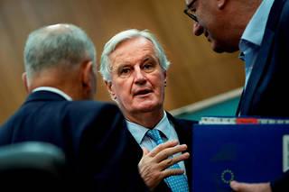 Michel Barnier se montre prudent tandis que les négociations se poursuivent.