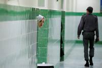 Le chercheur français Roland Marchal est détenu à la prison d'Evin de Téhéran (ici en photo), dans la section contrôlée par les Gardiens de la révolution.