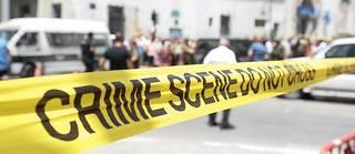 Le suspect est connu des forces de l'ordre pour des crimes de droit commun. (Illustration)