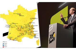 Parcours du Tour de France 2020