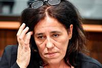 Rosa-Maria Da Cruz qui a dissimulée sa fille dans un coffre de voiture.