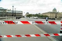 L'assaillant a tué quatre personnes à la préfecture de police de Paris, le 3 octobre (illustration).