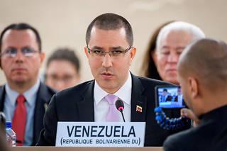Le ministre vénézuélien des Affaires étrangères s'est adressé au Conseil en septembre dernier.