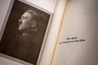 Mein Kampf avait été réédité en Allemagne en 2016.