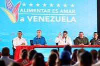 Nicolas Maduro le 15 octobre 2019.