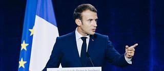 EmmanuelMacron a demandé aux Français d'être vigilants face à «l'hydre islamiste».